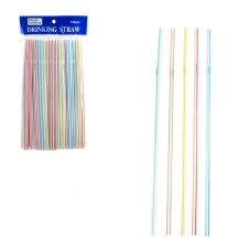 PROFESSIONAL - FLEXIBLE STRAWS, 150PCS