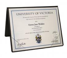 Letter Size Diploma Holder (9x11 1/2)