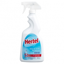 HERTEL BATHROOM DISINFECTANT SPRAY CLEANER - 700 ml
