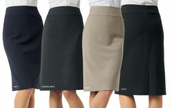 Classic Ladies' Below Knee Skirt