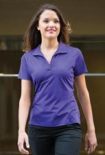 Coal Harbour - L445 - Snag Resistant Ladies Sport Polo Shirt