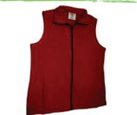 Youth Recycle Microfleece Vest