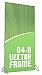 Cadre Vector - 95 x 47 Rectangle (04) - Avec coffre OCL