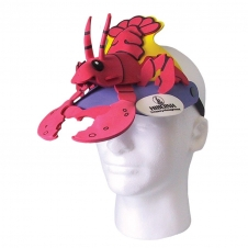 Lobster Sun Visor