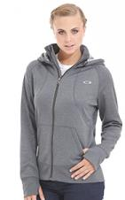 Oakley - Fleece Lady Full Zip Hood