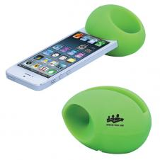 EGG SHAPED PHONE STAND/AMPLIFIER FOR IPHONE 5