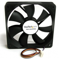 StarTech.com 120x25mm Computer Case Fan with PWM - Pulse Width Modulation Connector