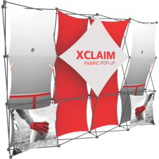 XCLAIM 10' Full Height Kit 01