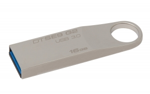 Kingston - DTSE9G2/16GBCR - DataTraveler SE9 G2 USB 3.0