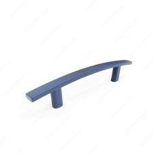 Poignée transitionnelle en métal - 650 - 128 mm - Indigo (Wilsonart®)