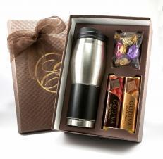 Godiva Tumbler Gift Set