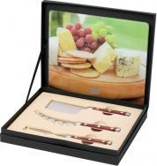 4 Pc Cheese Set
