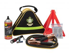 Triangle Bag Standard Highway Safety Kit