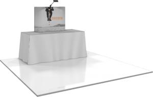 Kiosk PopUp - 1x1 - 45.5w x 30.625h