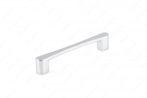 Contemporary Metal Pull - 7470 - 144 mm / 7 mm - Chrome