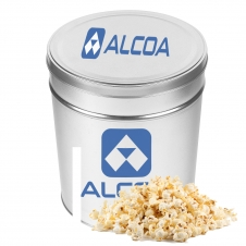 3 1/2 Gallon Popcorn Tin/Butter Popcorn