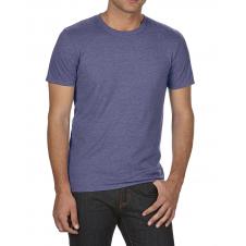ANVIL - 6750 - T-Shirt - Triblend Crew Neck Tee - 50/25/25 - Bleu Cendré - 2X-Large