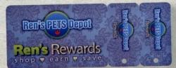 Member Loyalty Card