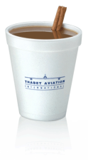 Foam Cups - Hot or Cold - 10 oz.