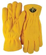 Embroidered Fleece Gloves S/M & M/L