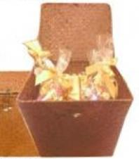 Godiva Wicker Gift Basket