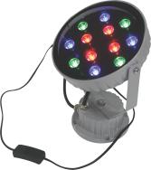 LED Blast Light - Lumière LED pour exposition - RGB
