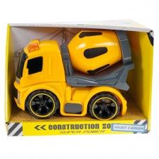 Camion de construction - Bétonnière