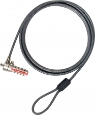 Targus DEFCON Serialized Cable Lock (SCL)