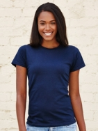 AlStyle - 2562 - Ultimate Collection - T-Shirt adulte Missy (Femme) - 100% Cotton Ringspun