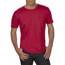 ANVIL - 6750 - T-Shirt - Triblend Crew Neck Tee - 50/25/25 - Rouge Cendré - Large