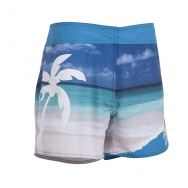 Ladies Full Sublimated Boardshort
