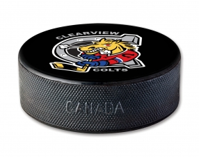 Official Hockey Puck (4 Color Process)
