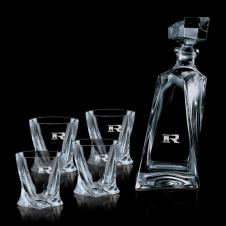Bonham Decanter & 4 OTR