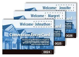 *Variable Printing* Promo Cards Full Colors Printing (Postcards)