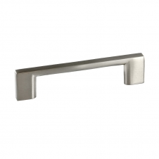 Contemporary Metal Pull - 8160 - 96 mm - Brushed Nickel