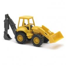 Camion de construction - Pelle - Métal et plastique