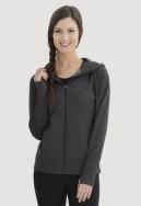 ATC - L2004 - Game Day Fleece Full Zip Hooded Ladies Sweatshirt