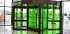 Window Films - Colored Transparent Films - Transparents - 61 214 - Spring Green
