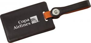 Mission Luggage Tag