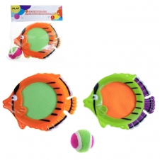 IPLAY - Jeu de Catch Ball - Forme d'animaux - Ensemble de 2