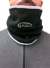 Fleece Neck Warmer W/Trim