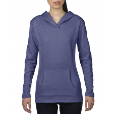 ANVIL - 72500L - Molleton à capuchon pour femmes - 11.7 oz - Bleu Cendré - X-Large