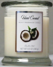 8.5 OZ ISLAND COCONUT