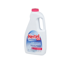 HERTEL PLUS ULTRA POWERFUL DISINFECTANT DEGREASER - 1 LITER