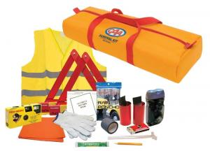 Designer Auto Safety/ Accident Kit with Camera