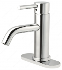 Riveo Bathroom Faucet - 7-9/32 x 5-7/16 - Chrome
