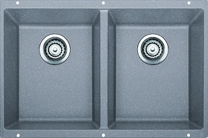 Blanco Sink - Precis U 2 - Metallic Gray