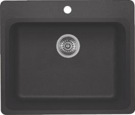 Blanco Sink - Vision 1 - 25 x 20-3/4 - Cinder