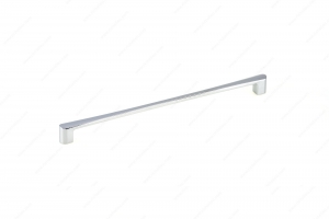 Contemporary Metal Pull - 7470 - 336 mm / 7 mm - Chrome