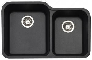 Blanco Sink - Vision U 1 3/4 - 30-1/2 x 18-3/4 - Anthracite